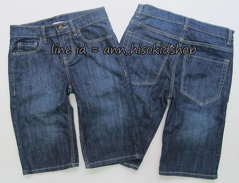 2052 Cat Jack Short Jeans ขนาด 8,10,12 ปี