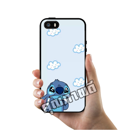 เคส ซัมซุง iPhone 5 5s SE สติช ก้อนเมฆ เคสน่ารักๆ เคสโทรศัพท์ เคสมือถือ #1055
