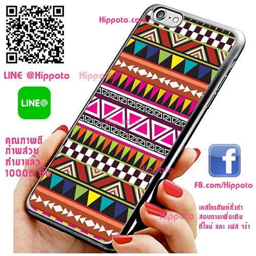 เคส ไอโฟน 6 / เคส ไอโฟน 6s ลายแอชเท็ก อินเดียนแดง เคสสวย เคสโทรศัพท์ #1151