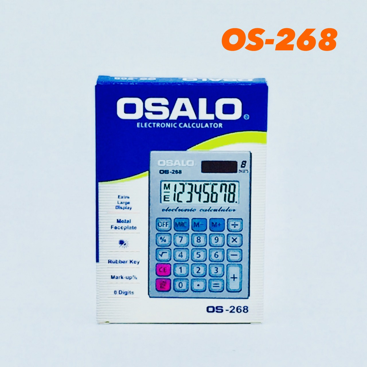 เครื่องคิดเลขจีน osalo รุ่น OS-268
