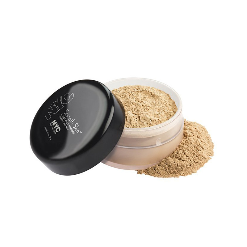 NYC Smooth Skin Loose Face Powder 20g #742A Naturally Beige