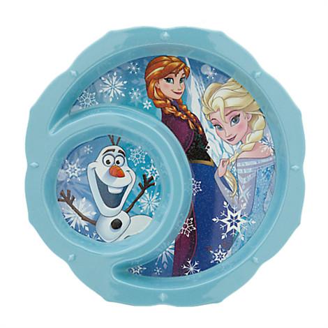 จาน โฟรเซ่น Frozen Plate