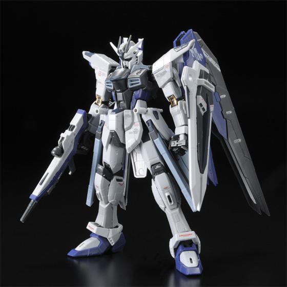 p-bandai RG Freedom Gundam De.Mode