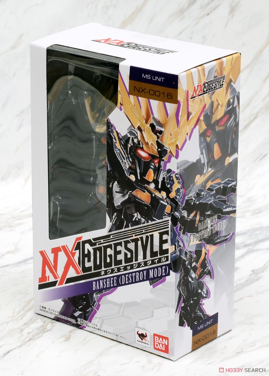 05184 Nxedge Style [MS UNIT] Banshee (Destroy Mode) (Completed)