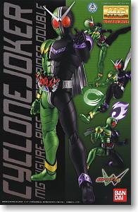 (เหลือ 1 ชิ้น รอเมล์ฉบับที่2 ยืนยัน ก่อนโอน) 64495 Kamen Rider Double Cyclone Joker 3800yen