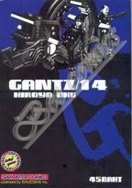 GANTZ เล่ม 14 สินค้าเข้าร้านวันศุกร์ที่ 23/3/61