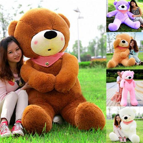 ตุ๊กตาหมีหลับตา ขนาด 2.0 เมตร