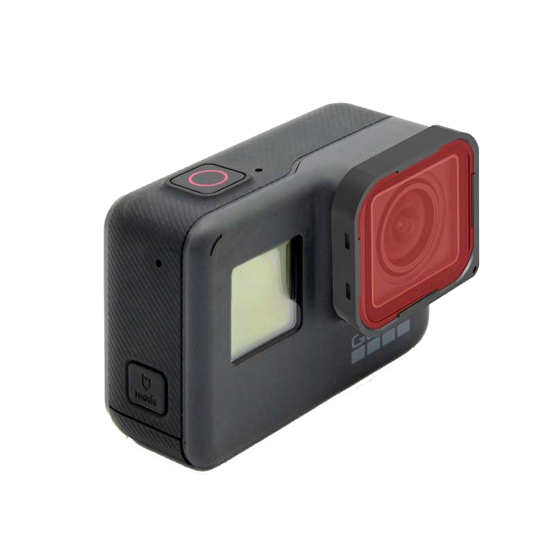 Freewell HERO5 BLACK RED FILTER