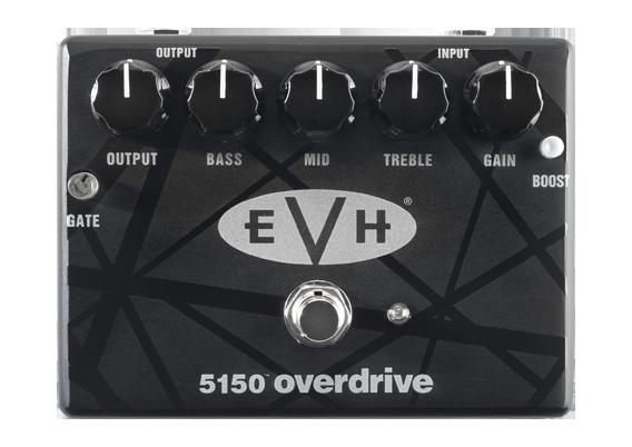 Dunlop MXR EVH5150 Overdrive