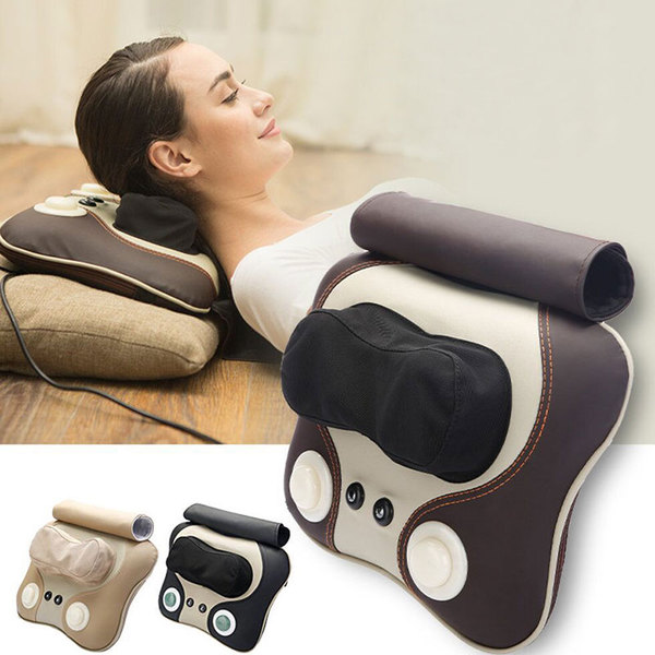 Multi-function professional pillow massager หมอนนวดอเนกประสงค์