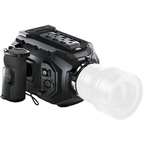Blackmagic URSA Mini 4.6K Digital Cinema Camera (EF-Mount)