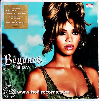 Beyonce' - B'Day 2lp