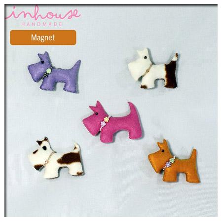 Magnet แม่เหล็ก Dog ของเล่นเสริมพัฒนาการ เสริมสร้างจินตนาการ