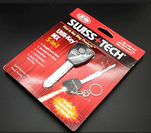 SWISS-TECH Utili-Key MX 5-in-1
