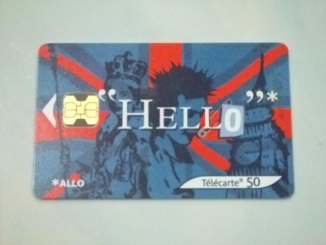 บัตรโทรศัพท์ต่างประเทศ