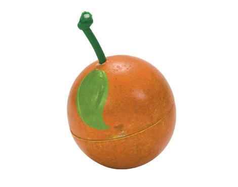 ของเล่นไม้ ของเล่นเด็ก ของเล่นเสริมพัฒนาการ Orange (10 pcs per pack) (ส่งฟรี)