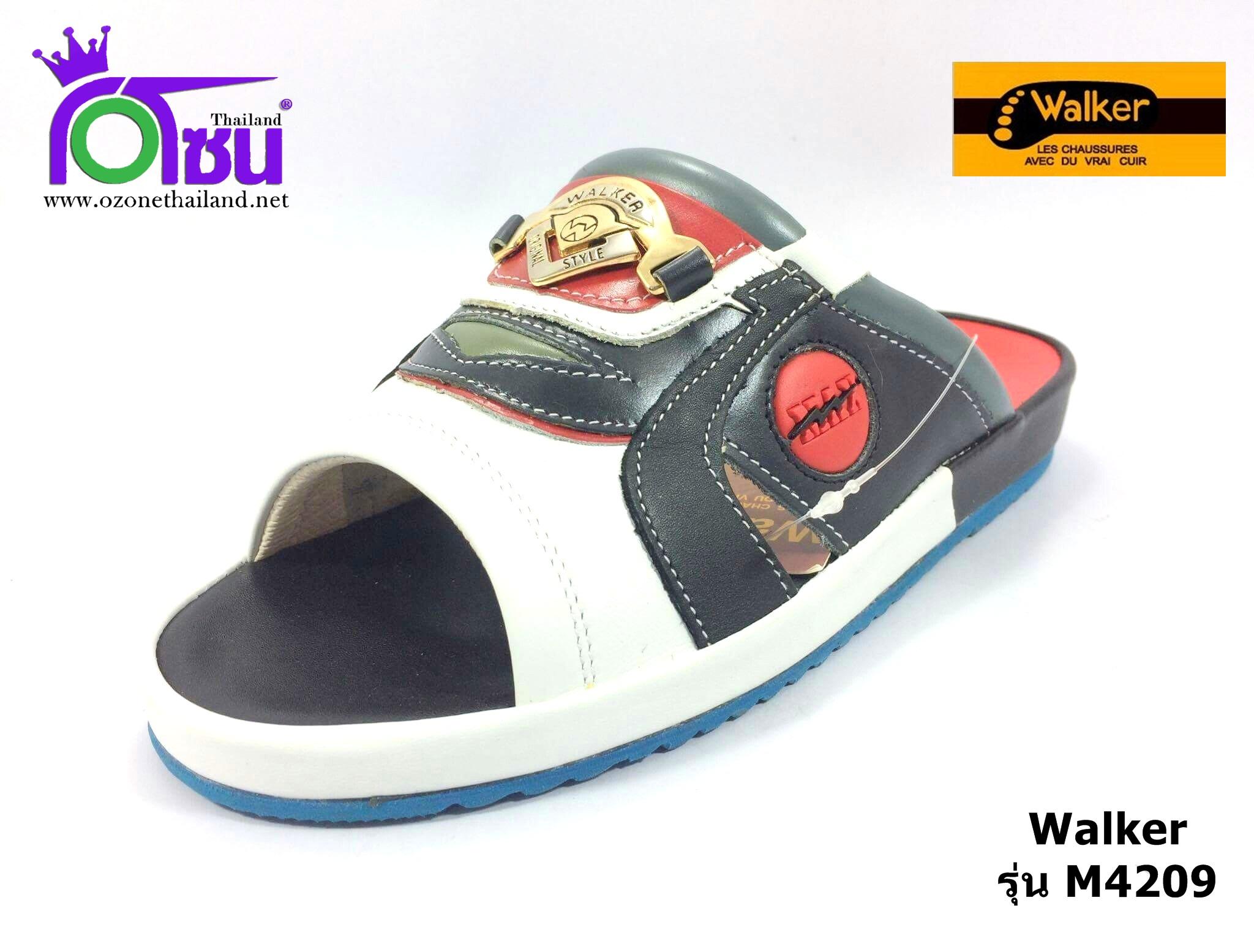 รองเท้า Walker วอคเกอร์ รุ่นM4209 สีดำ เบอร์ 40-45