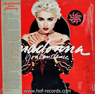 Madonna - You Can Dance 1987 1lp