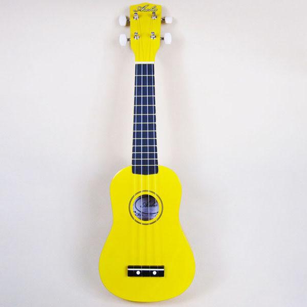 อูคูเลเล่ Ukulele Aloha SU01-YW Soprano
