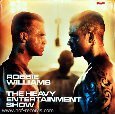 Robbie Williams - The Heavy Entertainment Show 2Lp N.