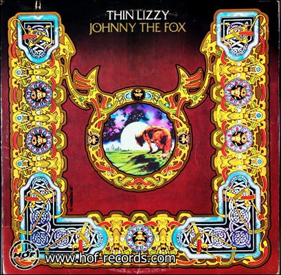 Thin Lizzy - Johnny The Fox 1976 1lp