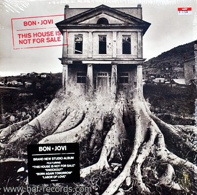 Bon Jovi - This House Is Not For Sale 1Lp N.