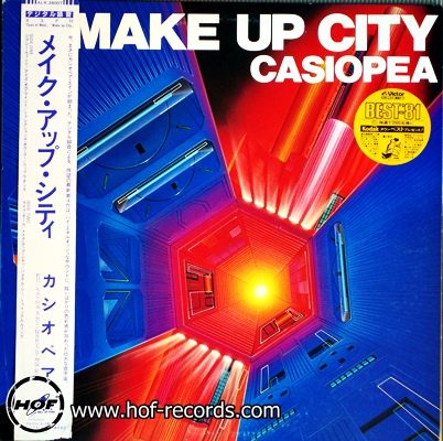 Casiopea - Make up city 1 Lp