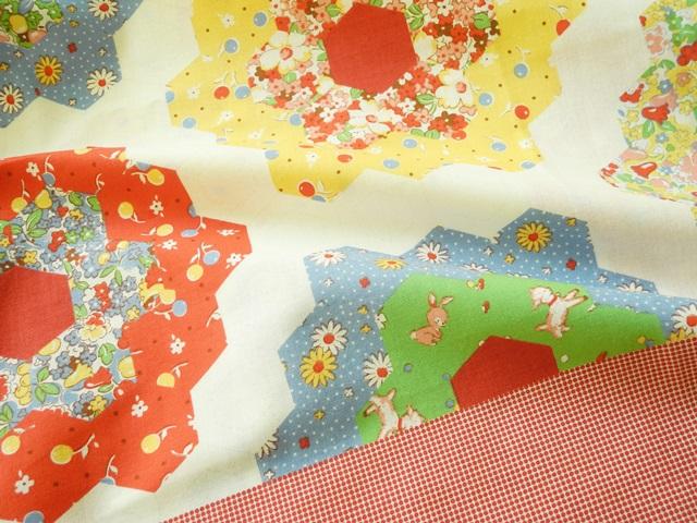 ผ้าคอตตอนญี่ปุ่น เป็นผ้าบล็อคสำเร็จรูป สามารถนำไปควิลล์ได้เลย เหมาะสำหรับทำผ้าห่ม ที่นอนเด็ก หรือทำ Wall Hanging เป็นของขวัญของฝากได้ค่ะ