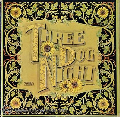 Three Dog Night - Seven Separate Fools 1972 1lp