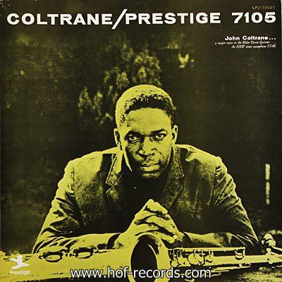 John Coltrane - Prestige 7105 1lp
