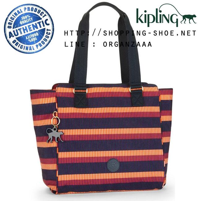 Kipling Julienne BP - Stripe Print (Belgium)