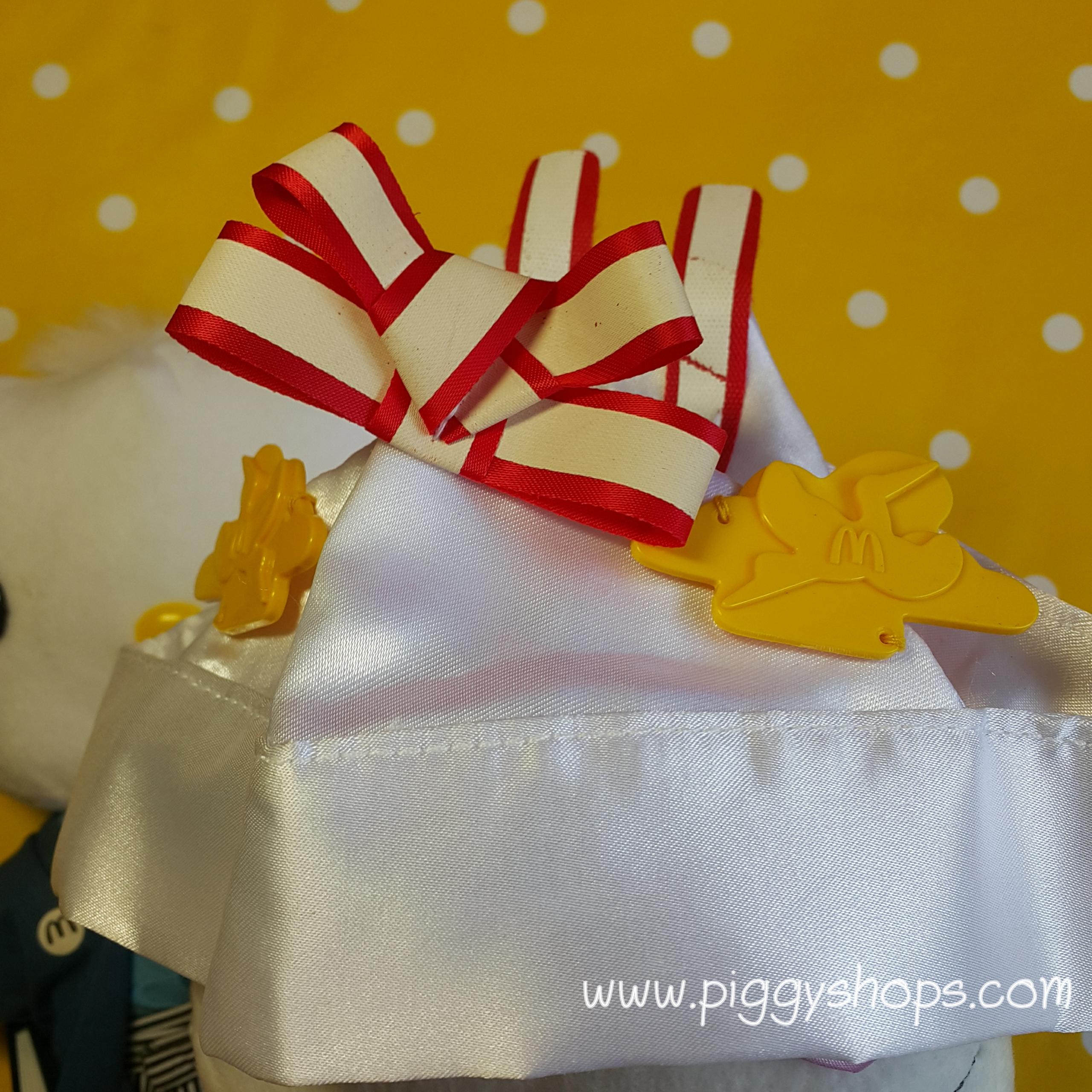Hello Kitty & Daniel x McDonald's 2000 McSweet # Japanese Wedding แดเนียล เฮลโหลคิตตี้ ชุดแต่งงานประจำชาติญี่ปุ่น