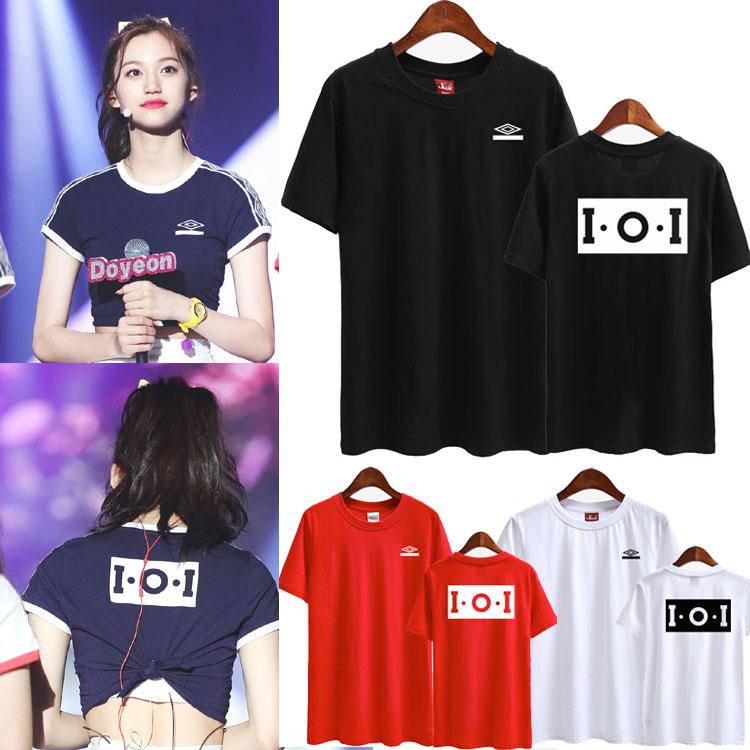 เสื้อยืด (T-Shirt) I.O.I (v.2)