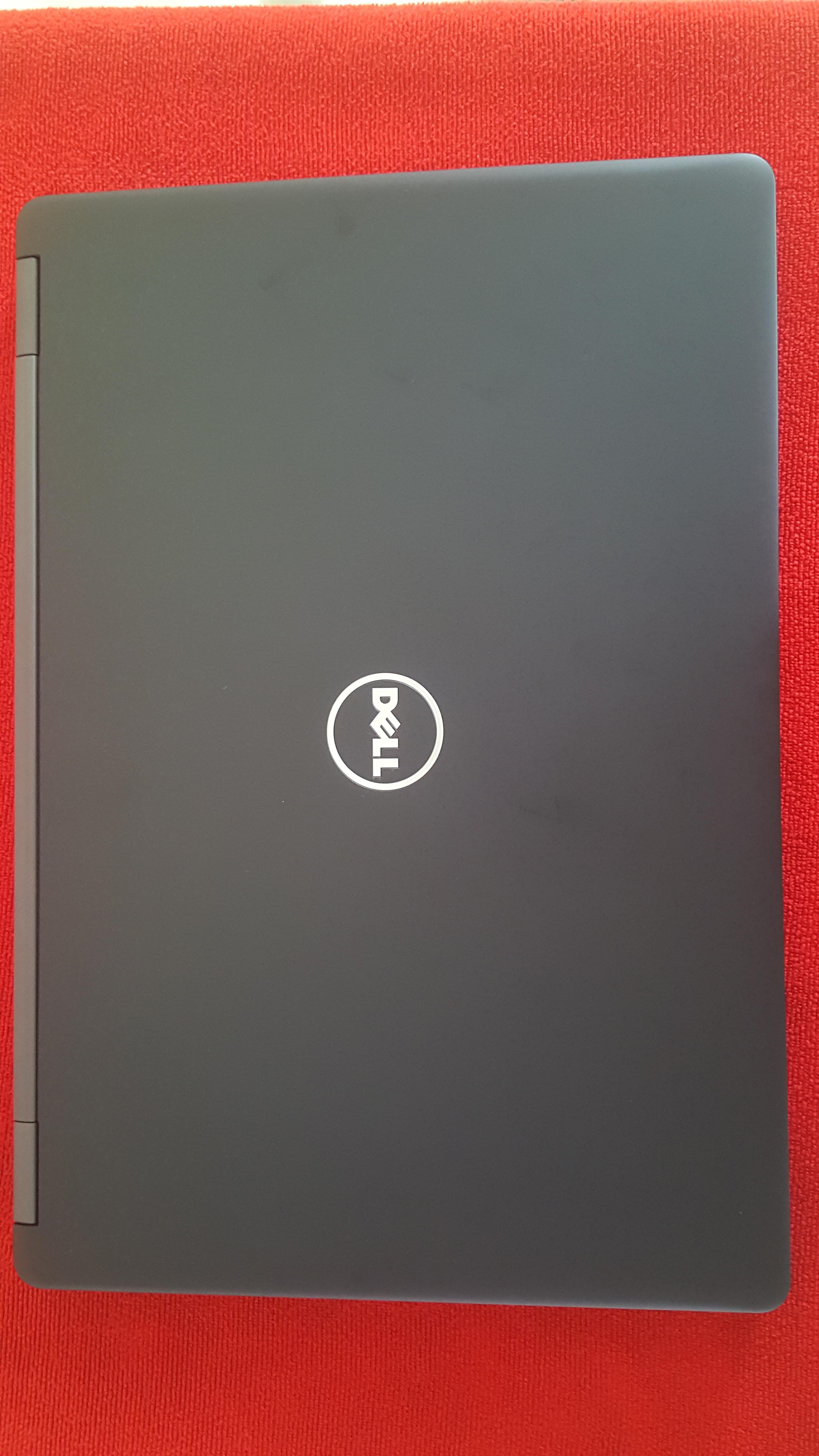 """ขาย notebook hi end Dell Latitude 5480 i7-7600U 8GB 256GB SSD 14"""" Notebook PC Win Pro"""