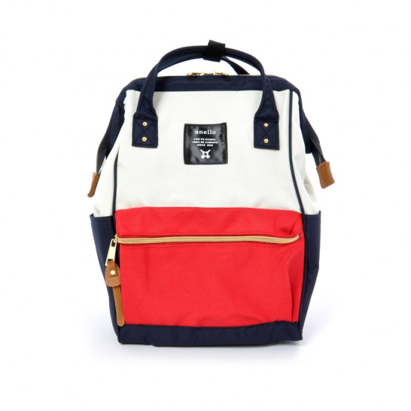 กระเป๋า Anello Mini รุ่น AT-B0197B สี FRANCE (F)