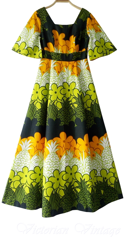 Maxi Dress Hawaii ( SOLD OUT )