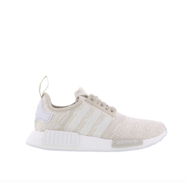 adidas NMD R1 Roller Knit Color Clear Clear Brown-White