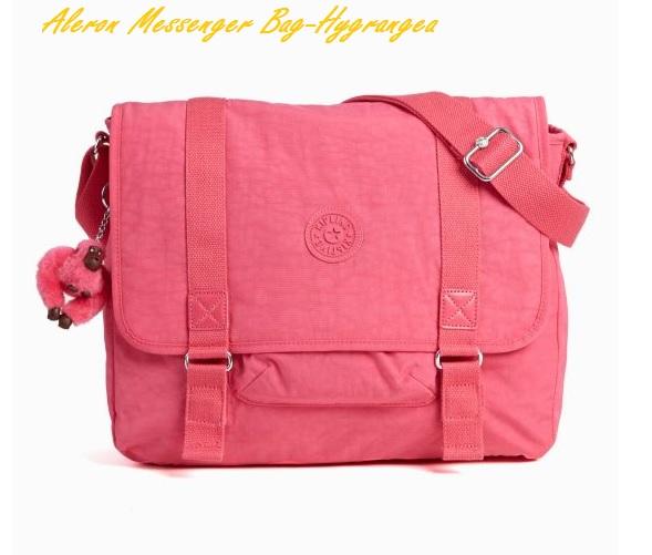 Clearance Kipling Aleron Hygrangea กระเป๋าสะพายใบใหญ่ ขนาด L15 x H 11.75 x D 5 นิ้ว