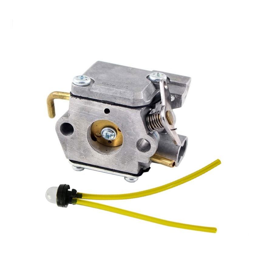 753-04333 Carburetor with Primer Bulb for MTD Troy-Bilt 120R 121R 320BVR 410 600R 705R 725R BL100 BL150 YM1500 Ttimmer