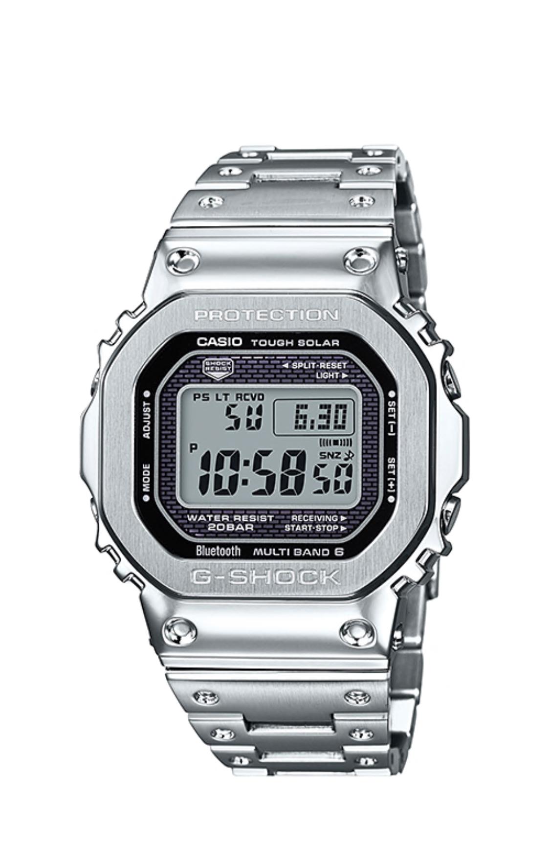นาฬิกา Casio G-Shock GMW-B5000 series รุ่น GMW-B5000D-1 ของแท้ รับประกันศูนย์ 1 ปี