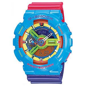 นาฬิกา คาสิโอ Casio G-Shock Limited Hyper Color รุ่น GA-110F-2DR (MANBOX)