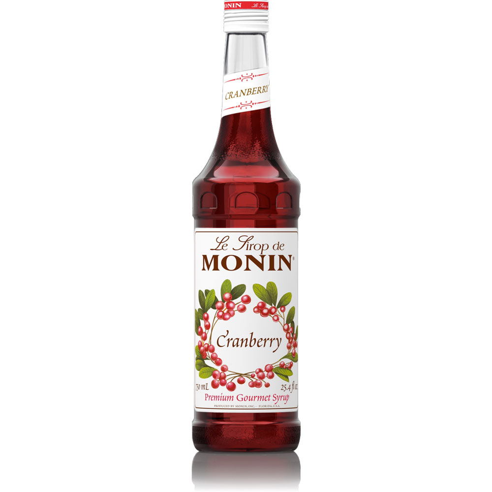 Cranberry Syrup - 700ml