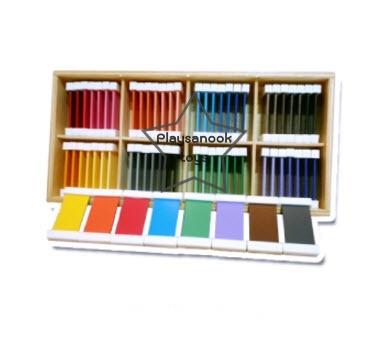 TY-1208 กล่องสี มี 32 คู่