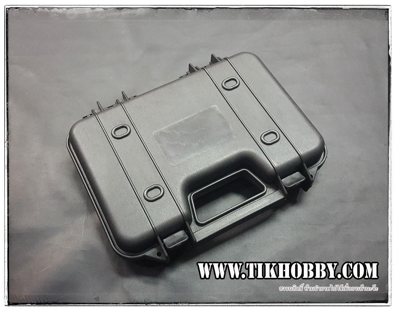 กระเป๋าปืนแบบพลาสติกแข็ง F สำหรับปืนสั้น