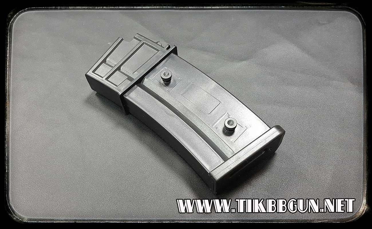 แม๊กสำหรับปืนไฟฟ้า G36 แบบปั่นลานสำหรับปืนไฟฟ้า