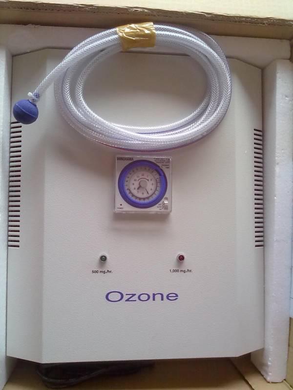 เครื่องผลิตโอโซน 1000 mg.