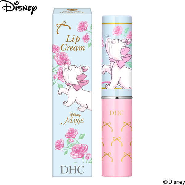 DHC Lip Cream 1.5กรัม ปากแห้ง ลอกเป็นขรุย ริมฝีปากนุ่ม ชุ่มชืน ดูอวบอิ่มขึ้น ลาย ดิสนีย์ มาเรีย