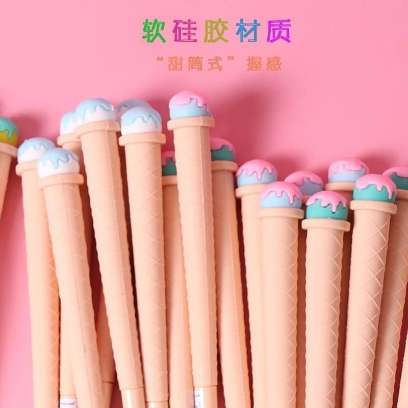 ปากกาหัวไอศกรีม หมด