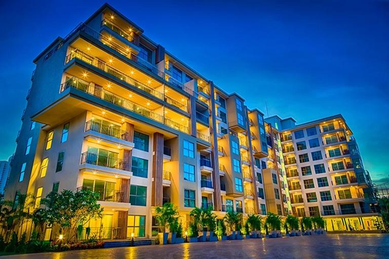 ขาย คอนโดหรู พร้อมอยู่ City Garden Tropicana Condominium นาเกลือ พัทยา จ.ชลบุรี