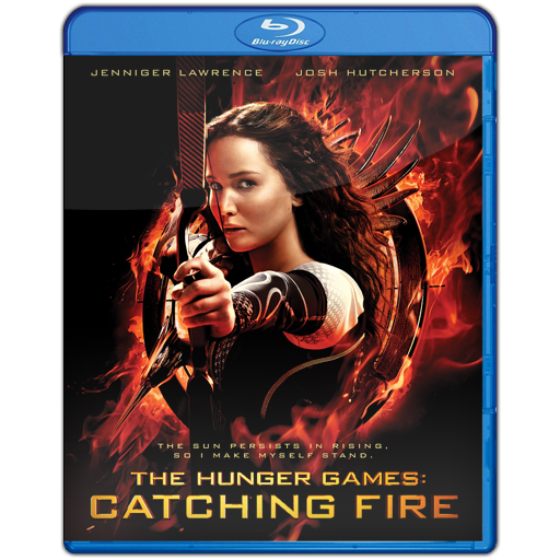 U2013096 - The Hunger Games (Catching Fire) (2013) [แผ่นสกรีน]